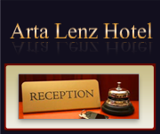 Berlins Hotel Pension Arta-Lenz
